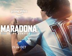 Ad ottobre su Amazon Prime Video uscirà la serie biografica su Maradona