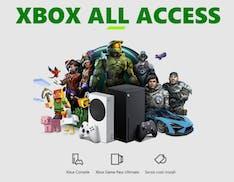 Xbox Series S o X più Game Pass Ultimate da 24,99 euro al mese: Xbox All Access arriva in Italia con GameStop