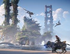 Horizon Forbidden West, Sony ci ripensa: aggiornare alla versione PS5 sarà gratis. Per i futuri giochi no