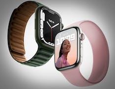 Apple Watch Series 7 ha uno schermo più grande e si ricarica più in fretta