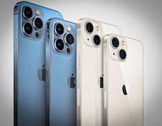 iPhone 13 Pro ufficiale. Le fotocamere sono tutte nuove e la batteria dura di più