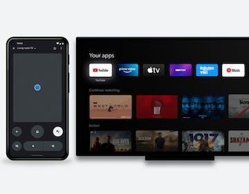 Arriva in Italia l'app Google TV e lo smartphone diventerà anche un telecomando per la smart TV