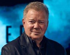 William Shatner, il capitano Kirk di Star Trek, viaggerà nello spazio con la Blue Origin di Bezos