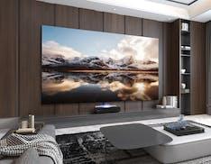 La promozione di Hisense: fino a 500 euro di rimborso sui Laser TV, 100 euro per OLED e ULED