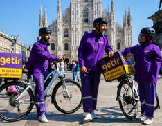Getir arriva a Milano: fai la spesa online e la ricevi a casa entro 10 minuti