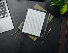 Sage e Libra 2 ufficiali: sui nuovi eReader Kobo arrivano la scrittura a mano e l'impermeabilità