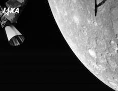 BepiColombo ha scattato le prime immagini della superficie di Mercurio. Si stabilirà in orbita nel 2025