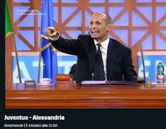 DAZN tradita da EI Towers che sbaglia tutto: al posto di Juventus Alessandria va in onda per mezz'ora Forum