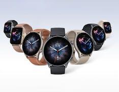 Amazfit lancia GTR 3, GTR 3 Pro e GTS 3, terzetto di nuovi smartwatch con il rinnovato Zepp OS
