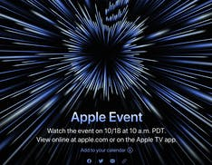 """Apple: evento """"stellare"""" il 18 Ottobre. Arrivano i nuovi MacBook Pro?"""