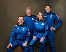 Il capitano Kirk di Star Trek è pronto ad andare nello spazio. Il volo di William Shatner in diretta su YouTube