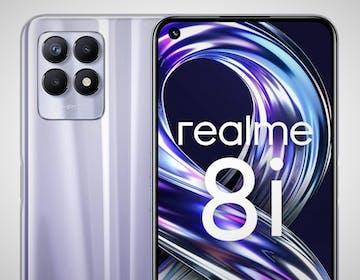 Realme 8i ufficiale: schermo a 120 Hz e tripla fotocamera. Prezzo di lancio 199 euro
