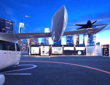 Milano avrà un vertiporto da cui partiranno aerotaxi elettrici a decollo verticale