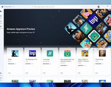 Microsoft rilascia il supporto alle app Android nel Beta Channel di Windows 11