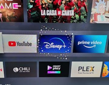 Disney+ arriva finalmente sui TV Hisense con piattaforma Vidaa