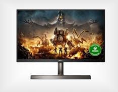 """Philips, ecco due monitor da 27"""" e 32"""" pensati per l'Xbox Series X: 4K, HDR e HDMI 2.1. Prezzo altissimo"""