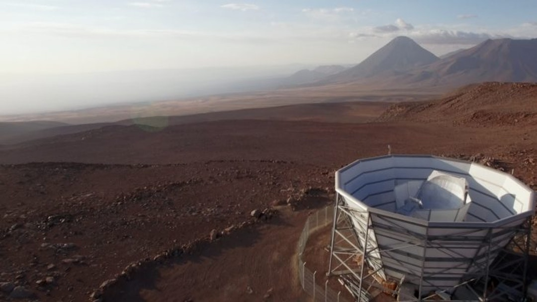 L'Atacama Cosmology Telescope (ACT) in Cile