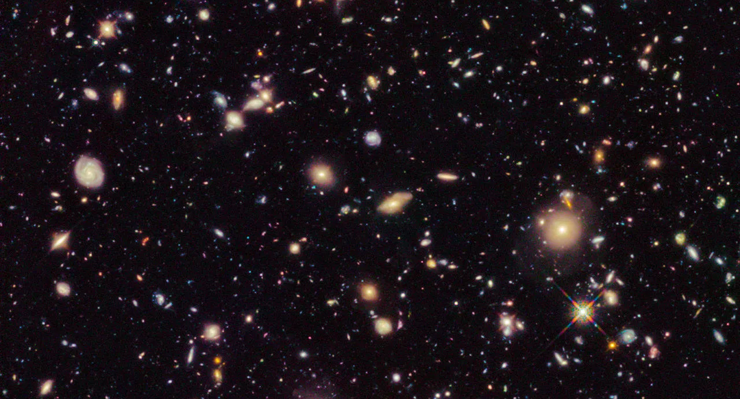 L'universo potrebbe essere più giovane 1