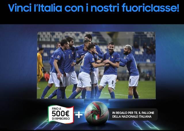 Vinci l'Italia con i nostri fuoriclasse!