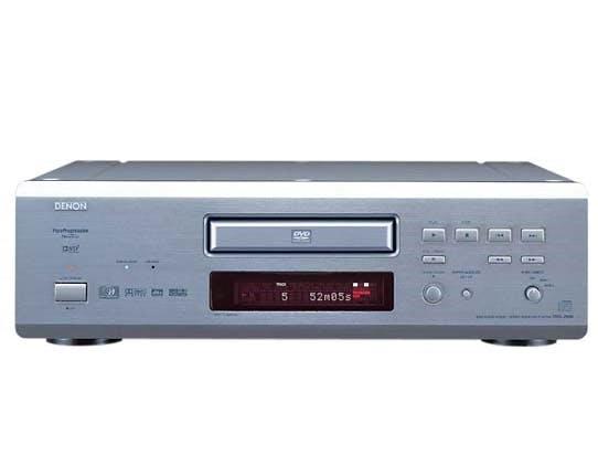 Denon DVD 2900