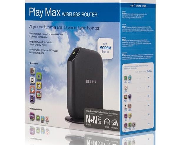 Belkin Play Max Router