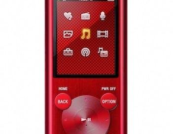 Sony Walkman E450