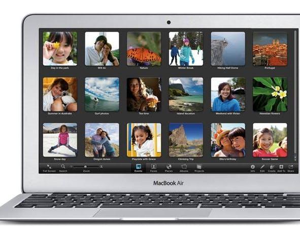 """Apple MacBook Air 11"""" (2010)"""