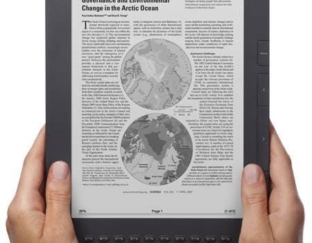 Amazon Kindle DX (2nd Generation)