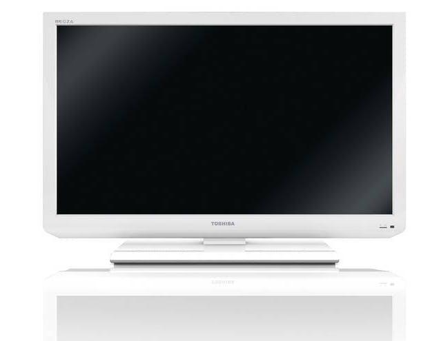 Toshiba 32EL834G - white