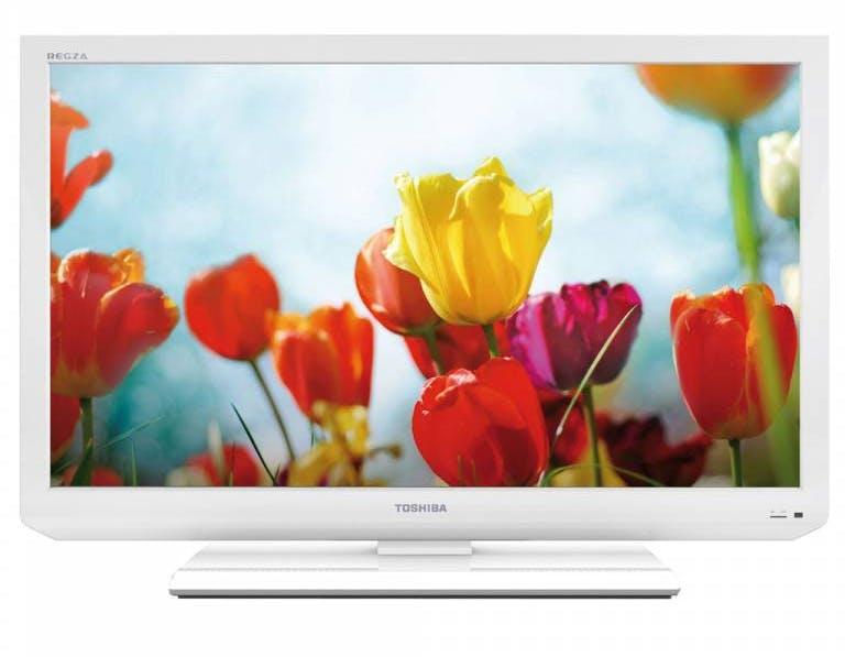 Toshiba 26EL834G - white