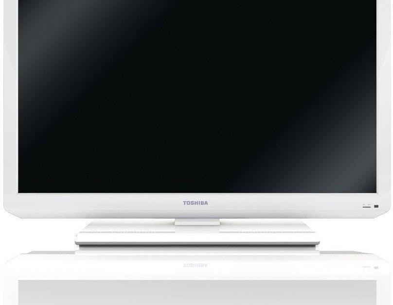 Toshiba 19EL834G - white