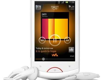 Sony Ericsson Live con Walkman