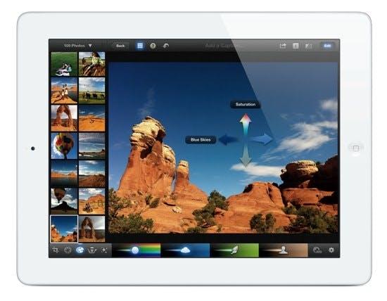 Apple iPad Wi-Fi + 4G (2012)