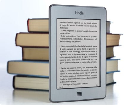 Kindle Touch 3G (2011)
