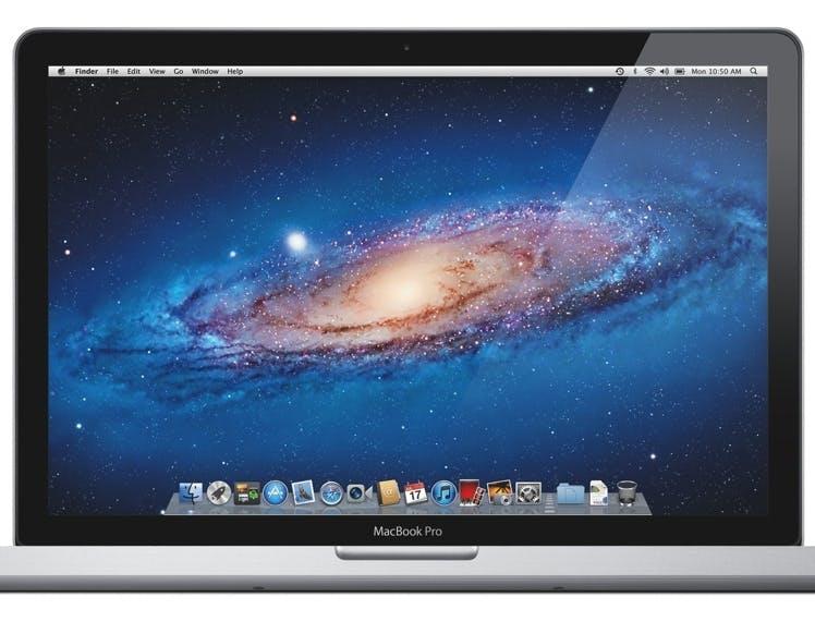 """Apple MacBook Pro 15"""" (2012)"""