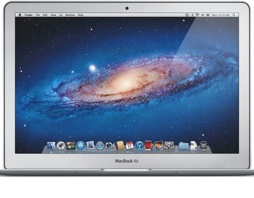 """Apple MacBook Air 13"""" (2012)"""