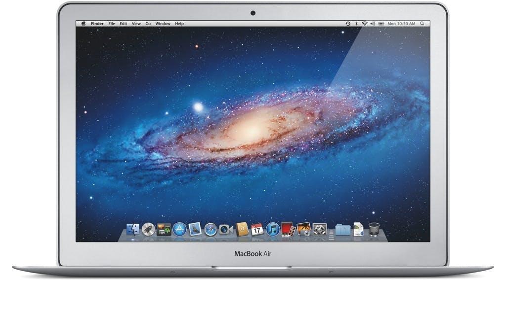 """MacBook Air 13"""" (2012)"""