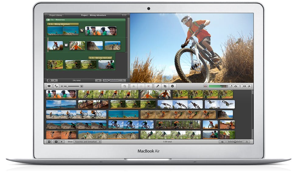 """MacBook Air 13"""" (2014)"""