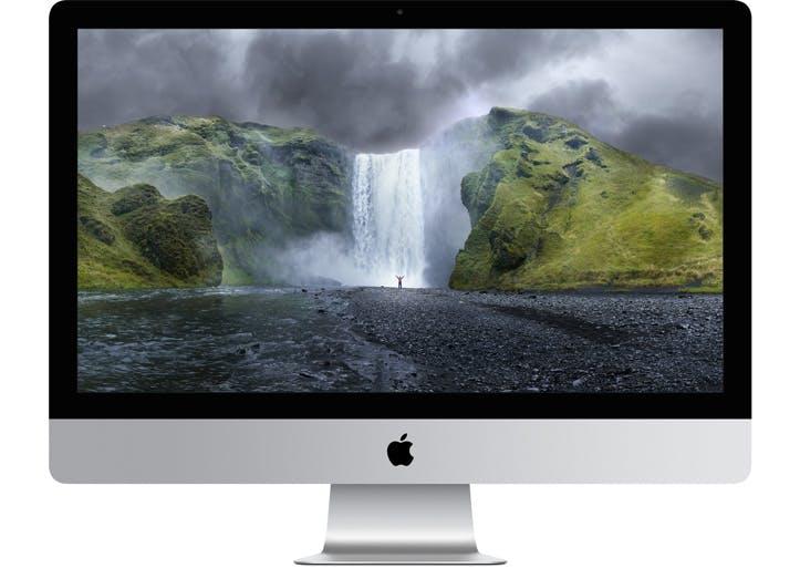 """iMac 27"""" Retina (2014)"""