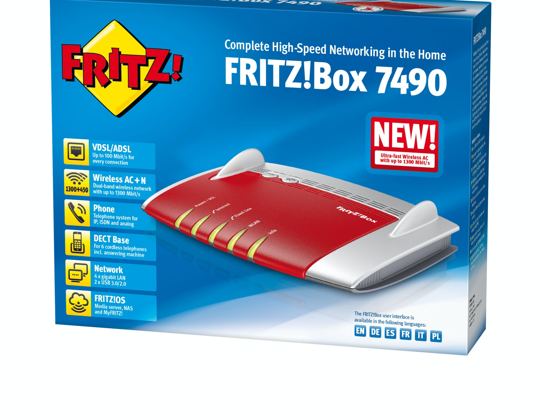 AVM FRITZ!Box 7490
