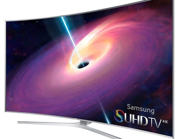 Samsung UN55JS9000F
