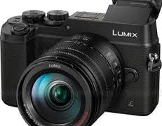 Panasonic Lumix DMC-GX8H