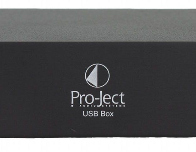 Pro-Ject USB Box