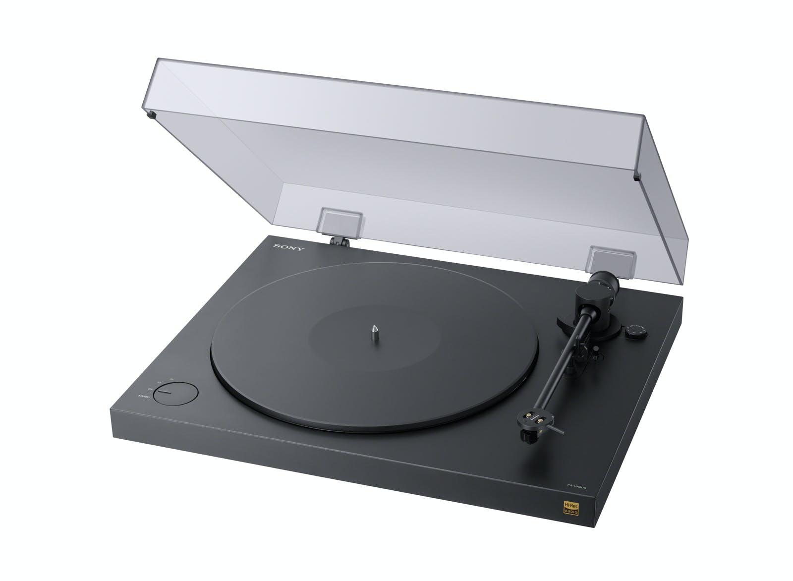 Sony PSHX500 audio turntables