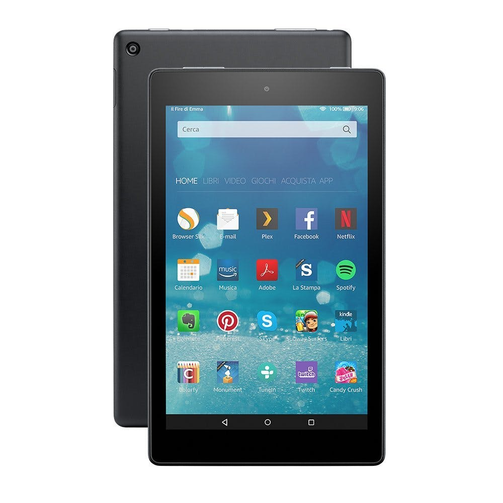 "Amazon Kindle Fire HD 8"" (2016)"