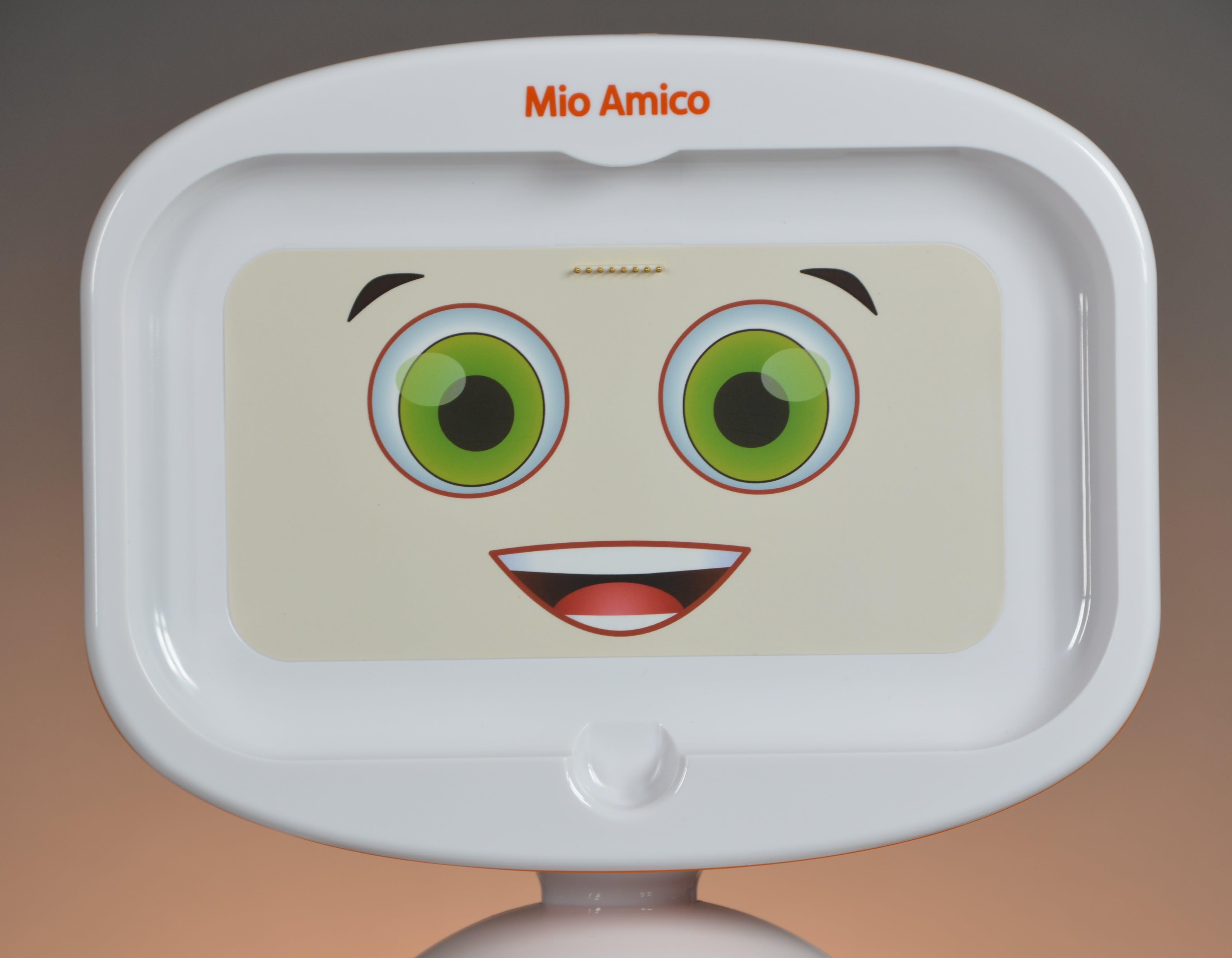 Mio Amico Robot Interattivo