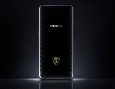 Oppo Find X Lamborghini