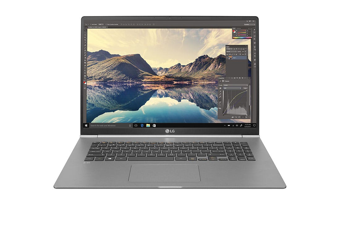 LG Gram Notebook 17
