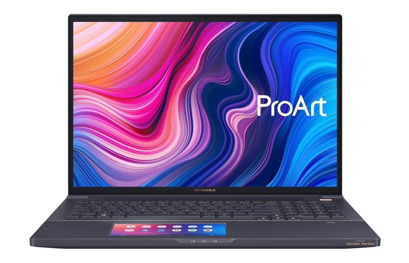 ASUS ProArt StudioBook Pro X W730G2T