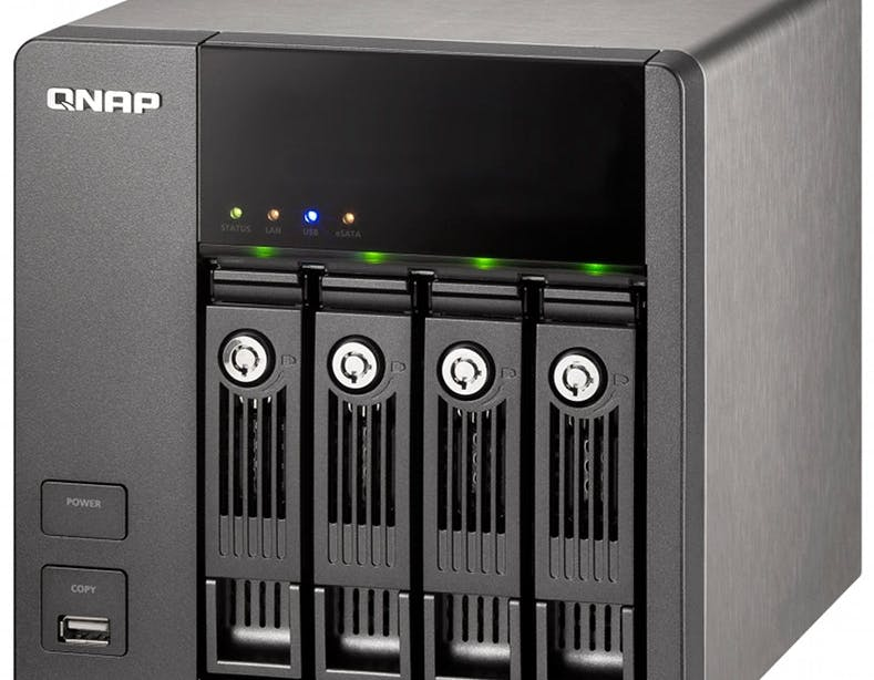 Qnap TS-410 Turbo NAS